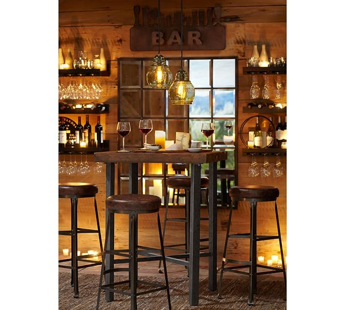 Innovative Well Known Paxton Glass 3Light Pendants Inside Paxton Glass Single Pendants Pottery Barn (Image 12 of 25)
