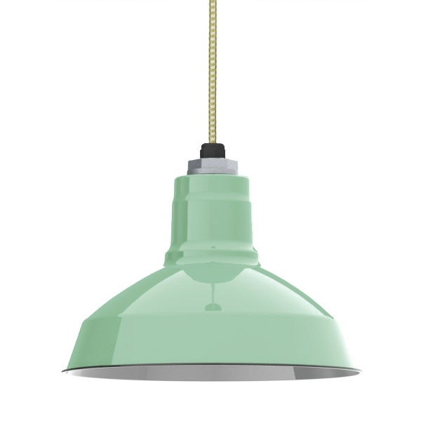 Innovative Wellliked Aqua Pendant Light Fixtures With Ivanhoe Dino Cord Pendant Light Barn Light Electric (Image 18 of 25)