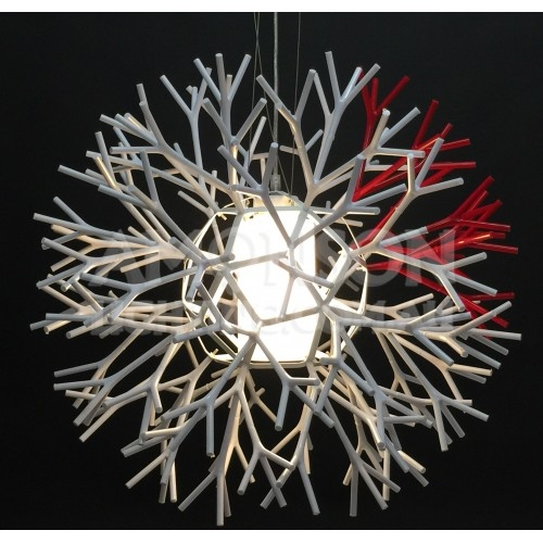 Innovative Wellliked Coral Replica Pendant Lights Pertaining To Pendant Lamp Replica (Image 19 of 25)