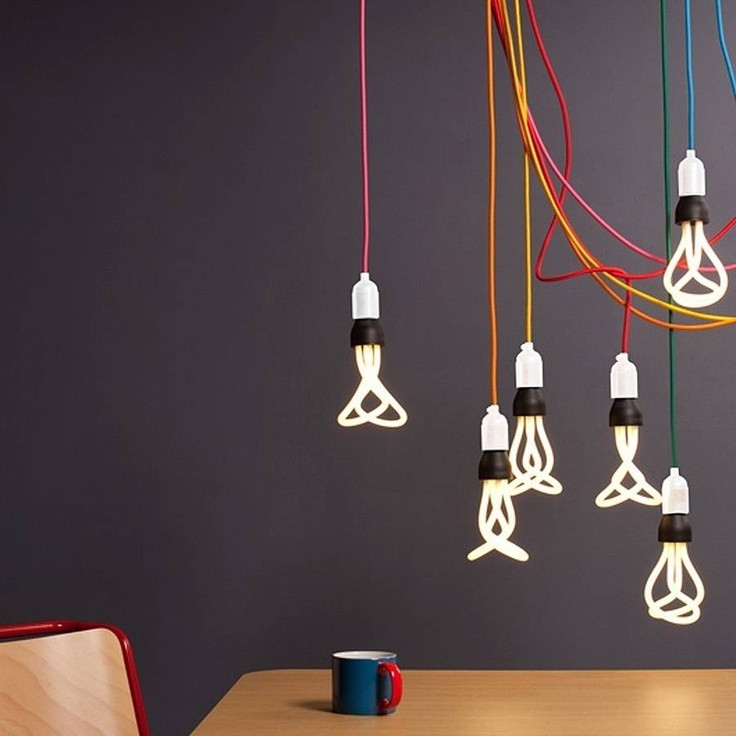 Innovative Wellliked Nud Pendant Lights With 14 Best Bundled Hanging Lights Images On Pinterest (Image 18 of 25)