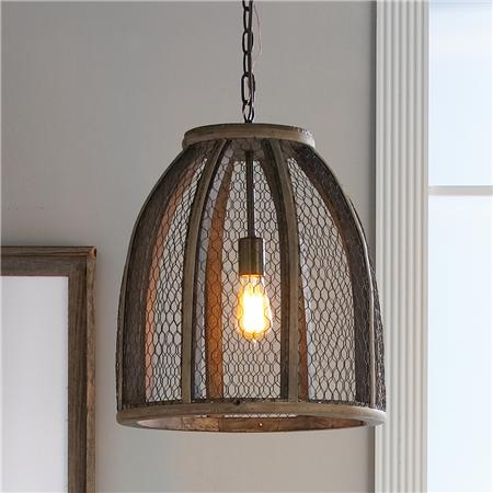 Innovative Widely Used Rustic Light Pendants Inside Stupendous Farmhouse Style Pendant Lighting Creating A Life Rustic (View 16 of 25)