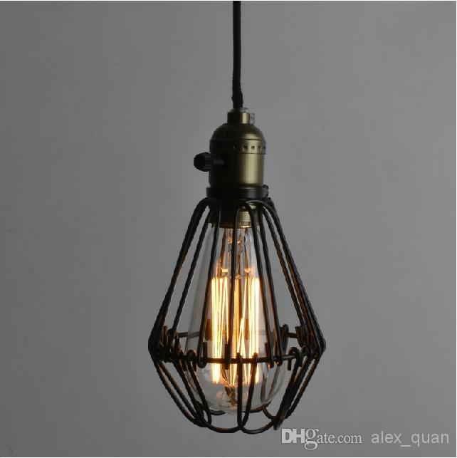 Innovative Widely Used Wrought Iron Lights With Vintage Wrought Iron Pendant Lighting Small Iron Cages Chandelier (View 20 of 25)