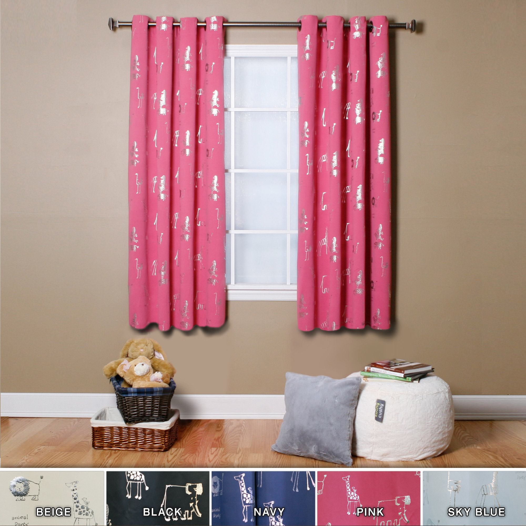 Interior 54 Inch Length Curtains And 63 Inch Curtains With Intended For 63 Inches Long Curtains (Image 16 of 25)
