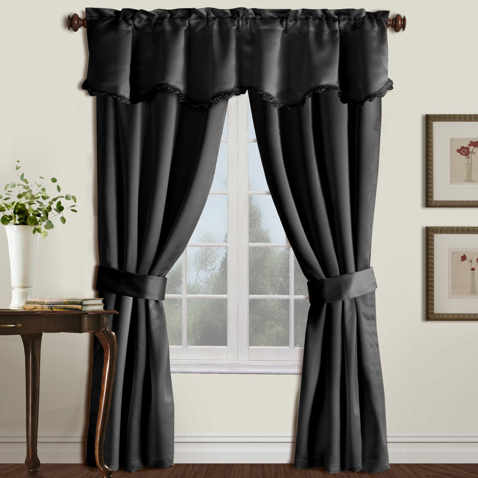 Walmart Sheer Curtains 63 Inches Long