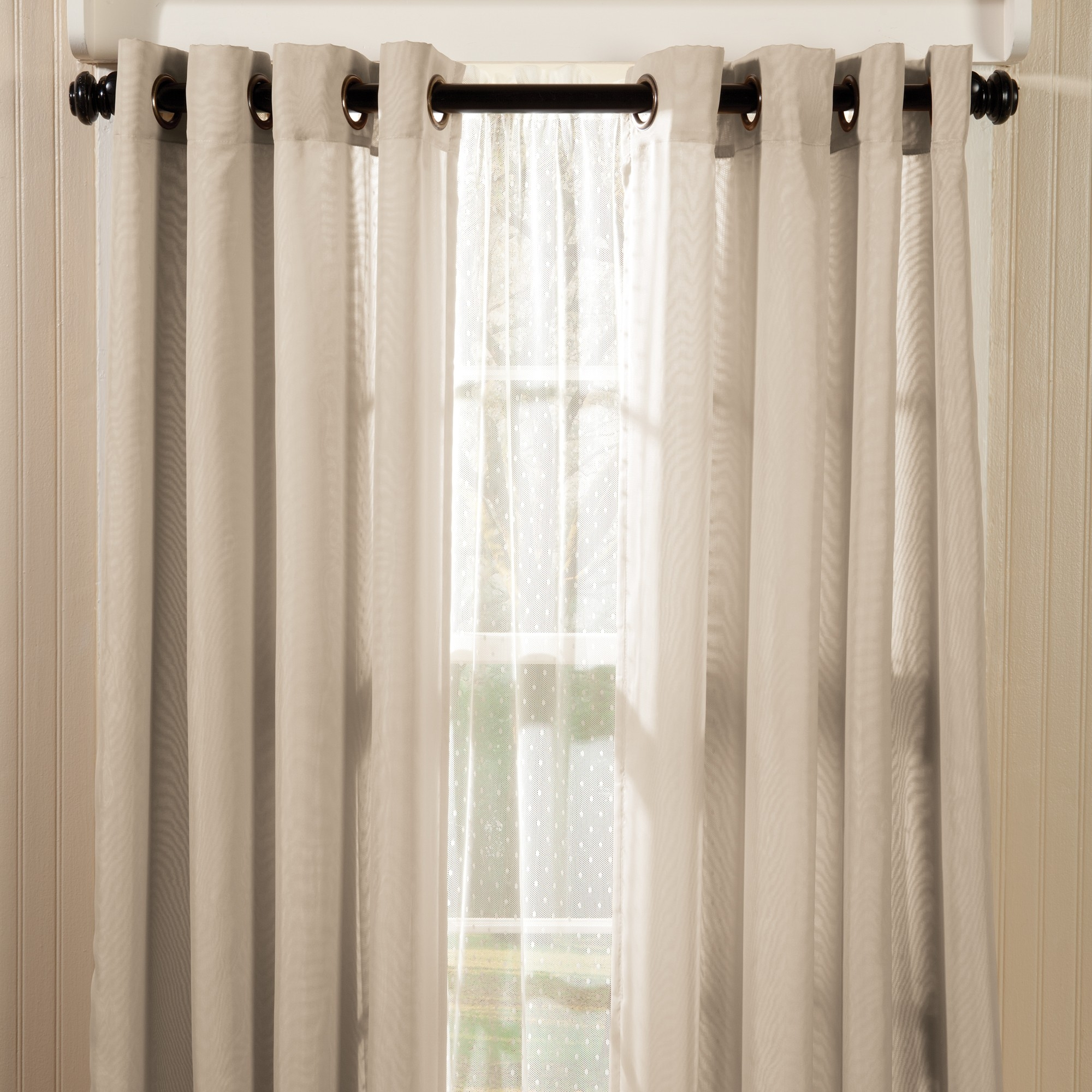Interior Marvellous Curtain Sheers With Cute Color For Window In Curtain Sheers (View 8 of 25)
