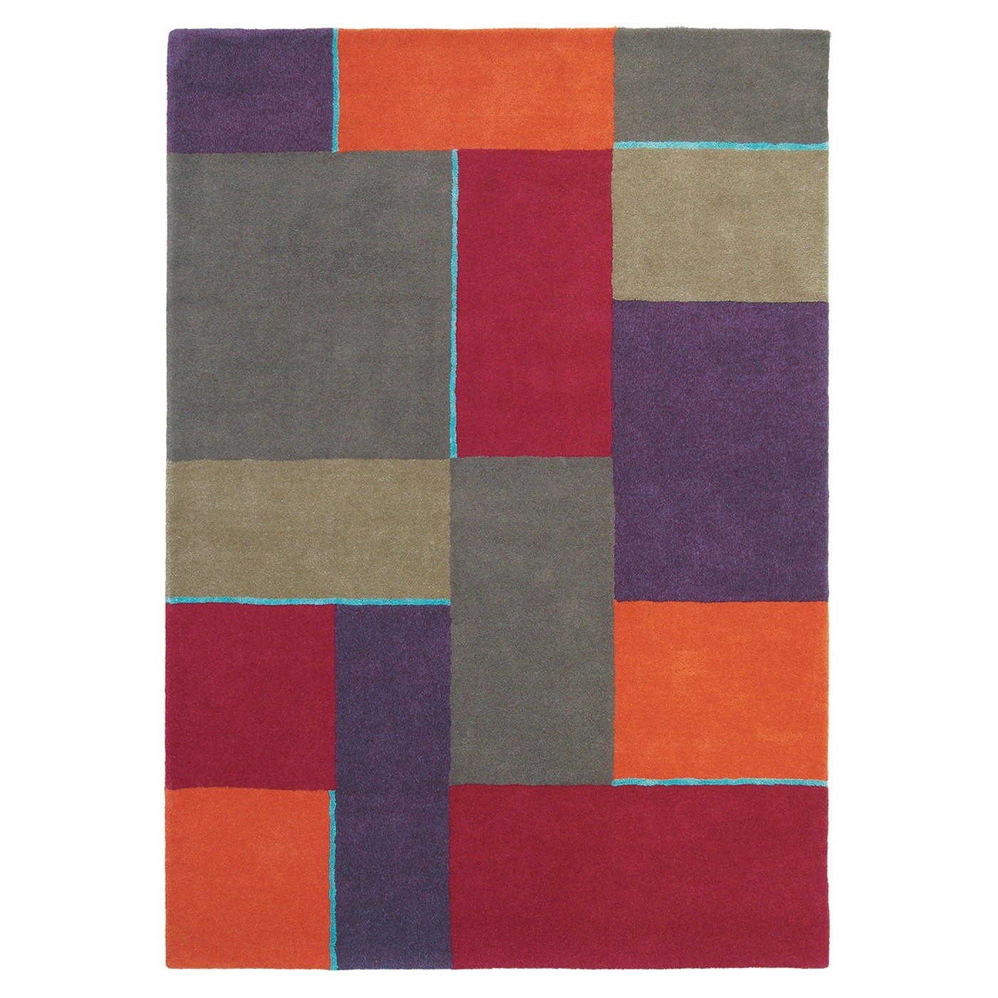 Iona Rug For Harlequin Rugs (Image 10 of 15)