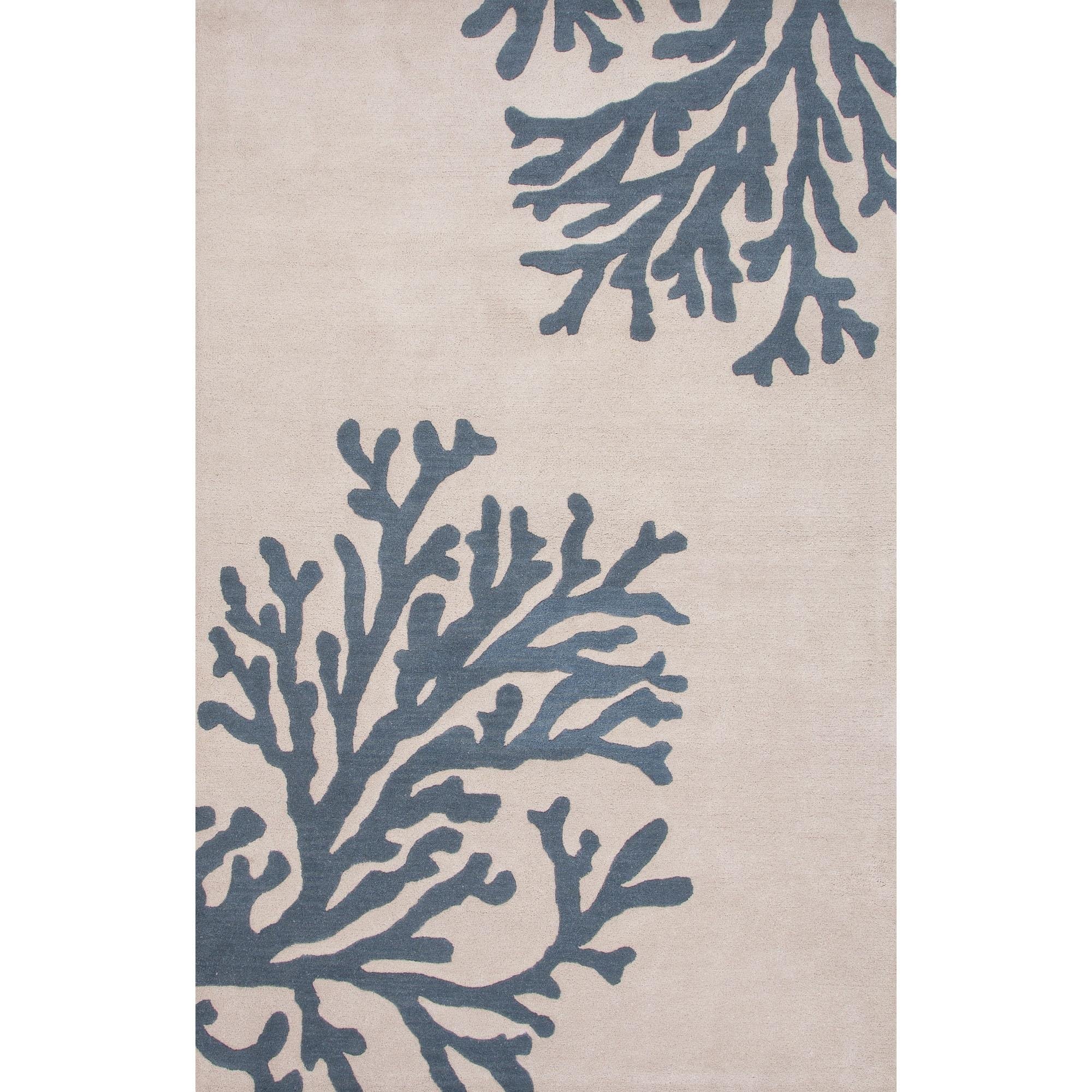 Jaipur Rugs Coastal Seaside 36 X 56 Rug Baers Furniture Rug Pertaining To Seaside Rugs (View 13 of 15)