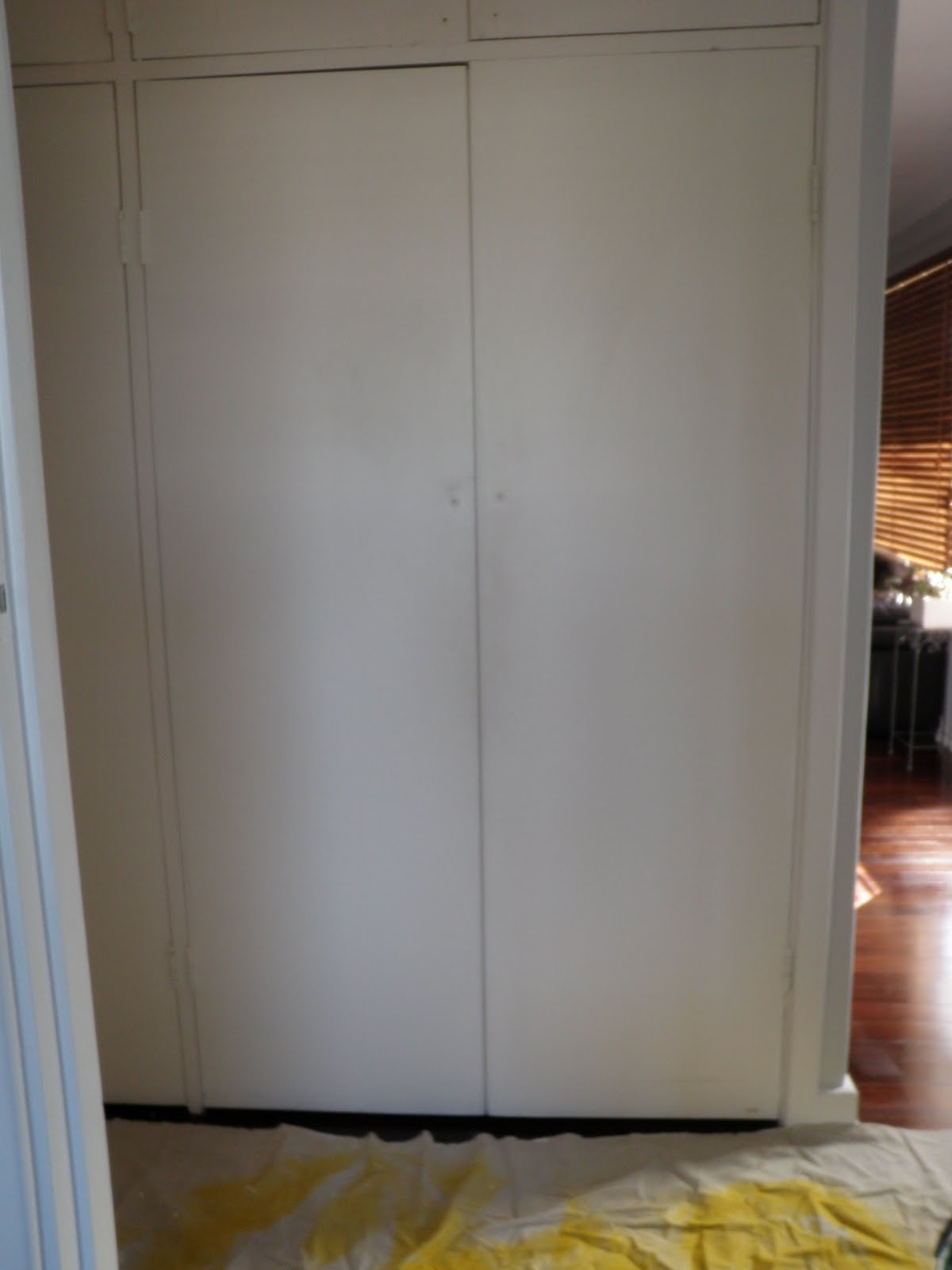 Jarrah Cupboard Doors Jarrah Wardrobe Doors In Hallway Cupboard Doors (Image 15 of 25)