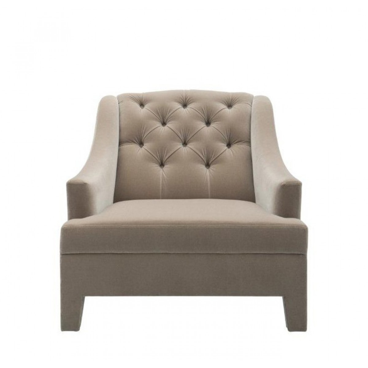 Jnl Lamartine Fabric Armchair Beautiful Armchair Completely In Fabric Armchairs (Photo 4 of 15)