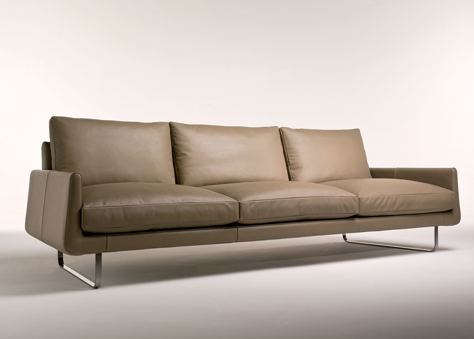 Joshua 4 Seater Leather Sofa Shop Online Italy Dream Design With 4 Seater Sofas (Image 13 of 15)