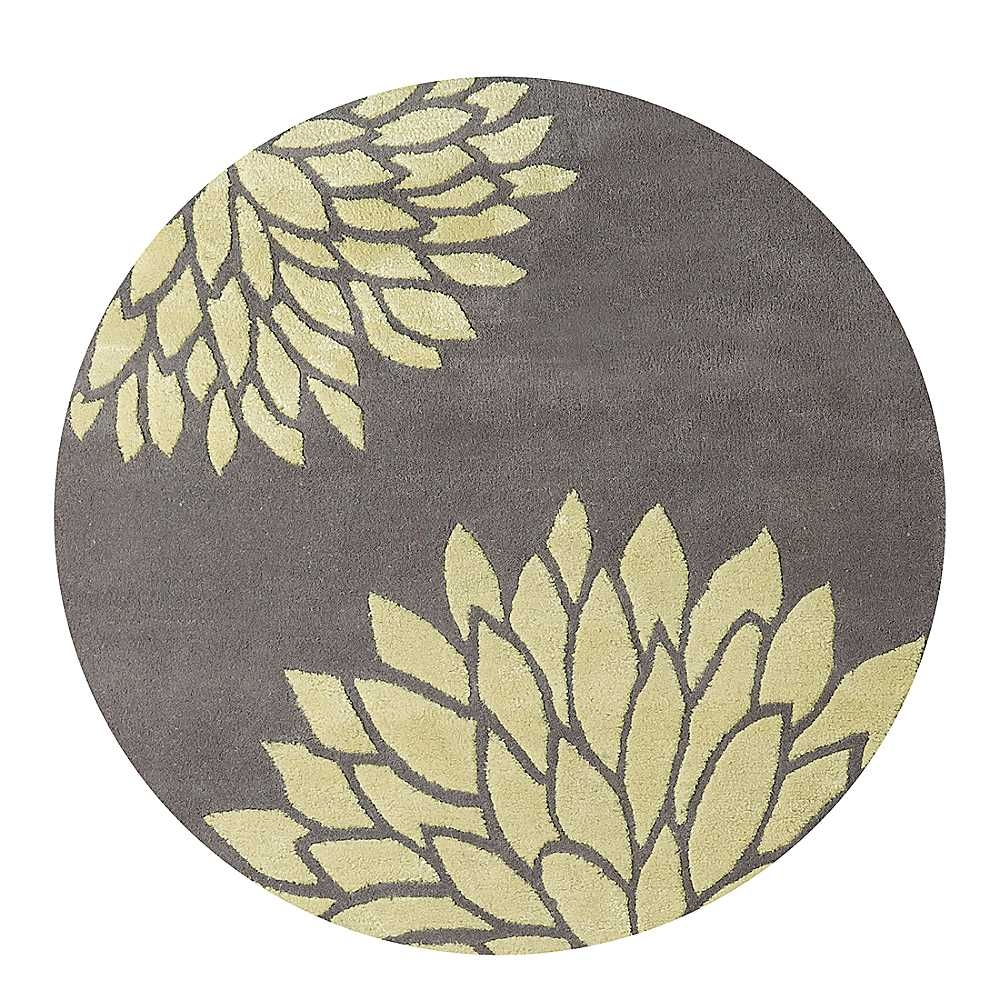 Juliana Cut Out Butterfly Products Rugs And Circular Rugs With Regard To Circular Rugs (View 7 of 15)