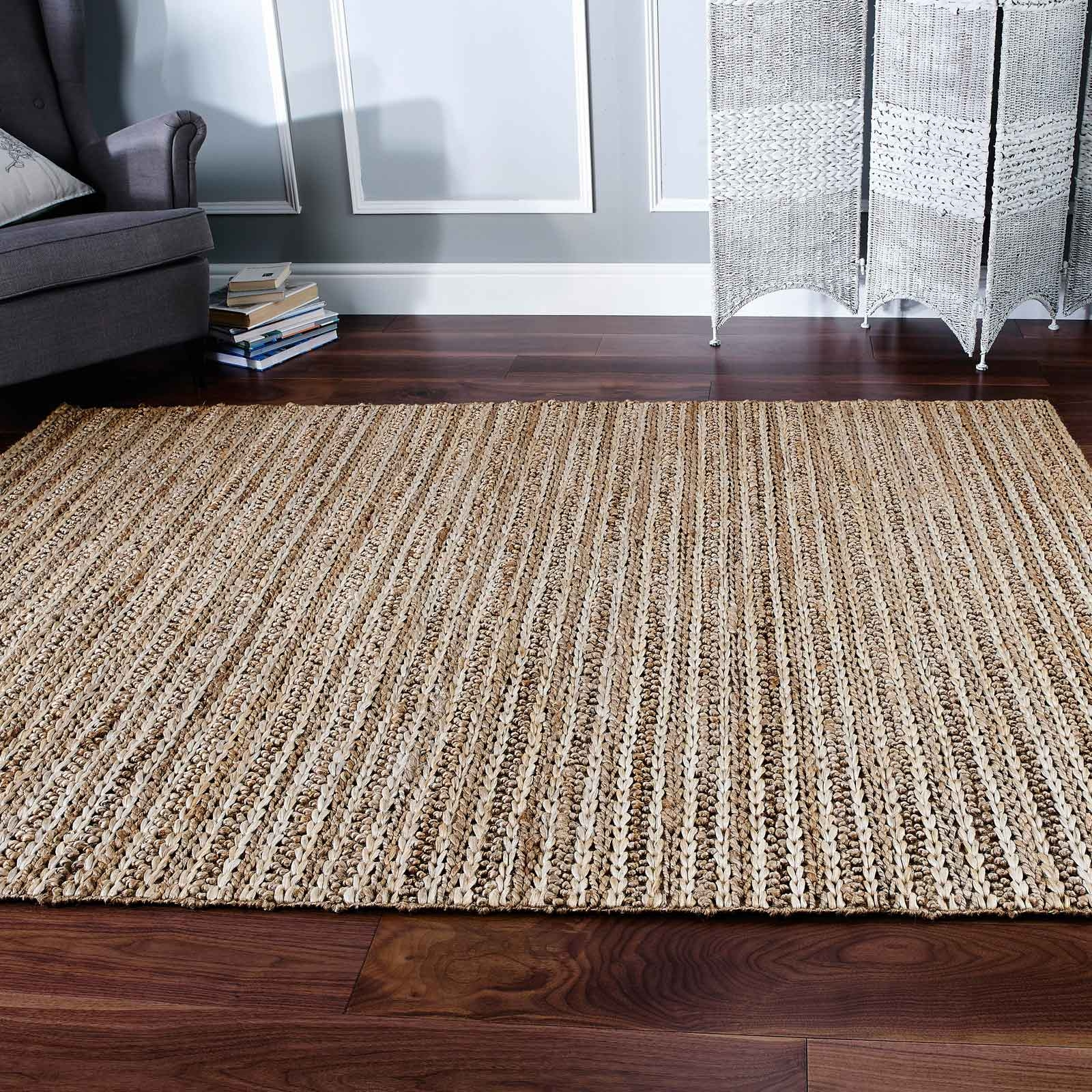 Jute Rug Uk Roselawnlutheran For Large Jute Rugs (Image 10 of 15)