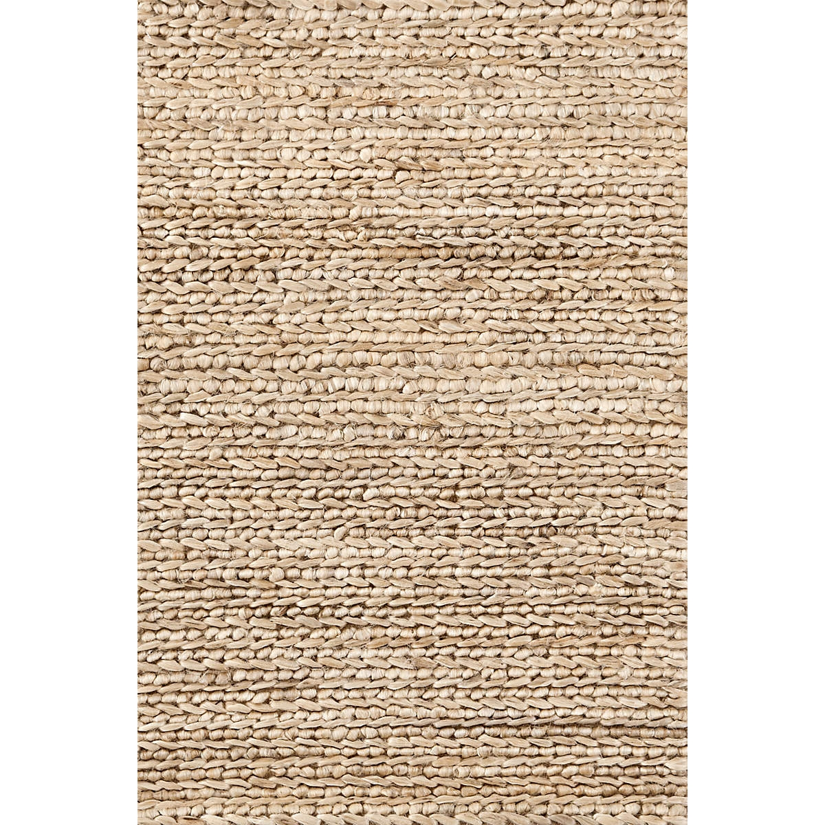 Jute Woven Natural Rug Dash Albert American Country Intended For Natural Rugs (Image 3 of 15)