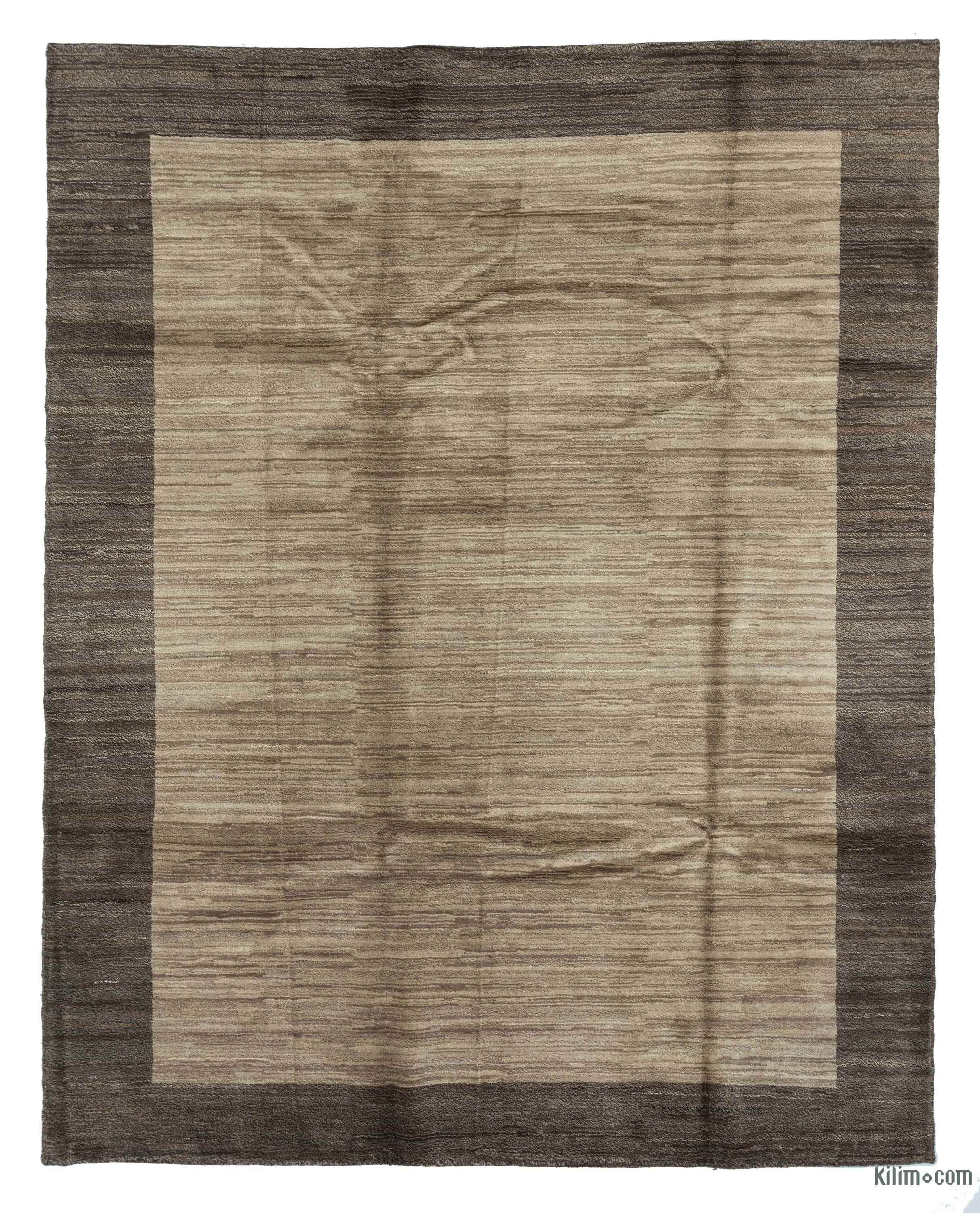 K0020233 New Persian Gabbeh Rug Kilim Rugs Overdyed Vintage Inside Gabbeh Rugs (Image 6 of 15)