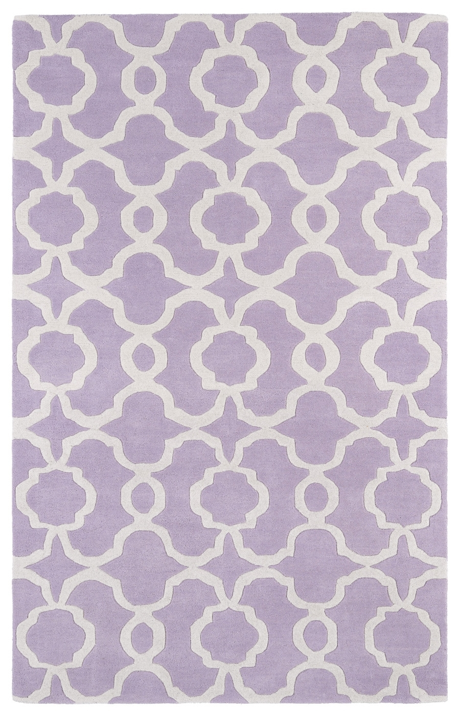 Kaleen Revolution Rev03 90 Lilac Rug Inside Lilac Rugs (Image 4 of 15)