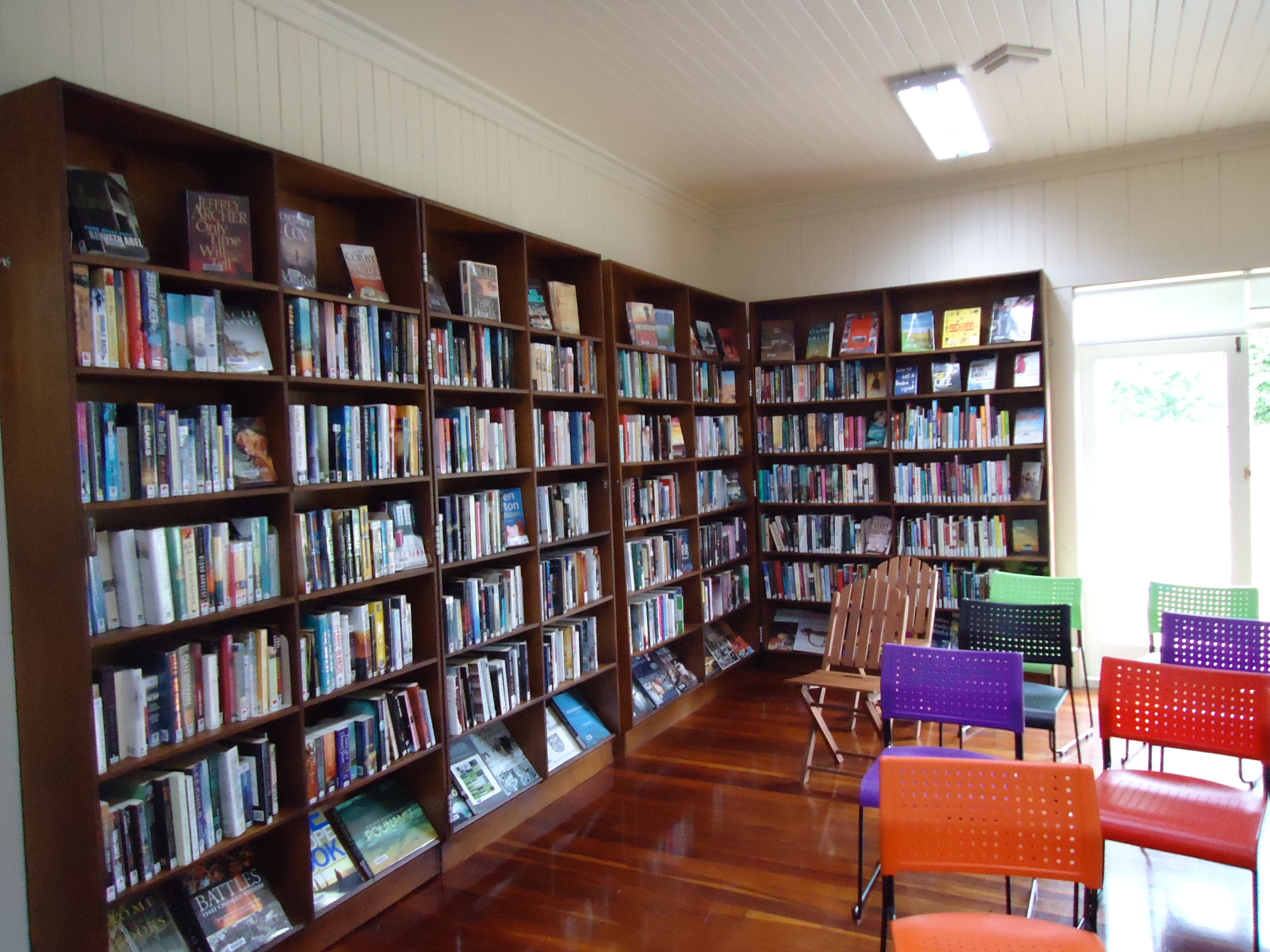 Kapiti Coast Libraries Travel Light This Summer With Library Ebooks With Regard To Library Cupboards (Image 5 of 15)