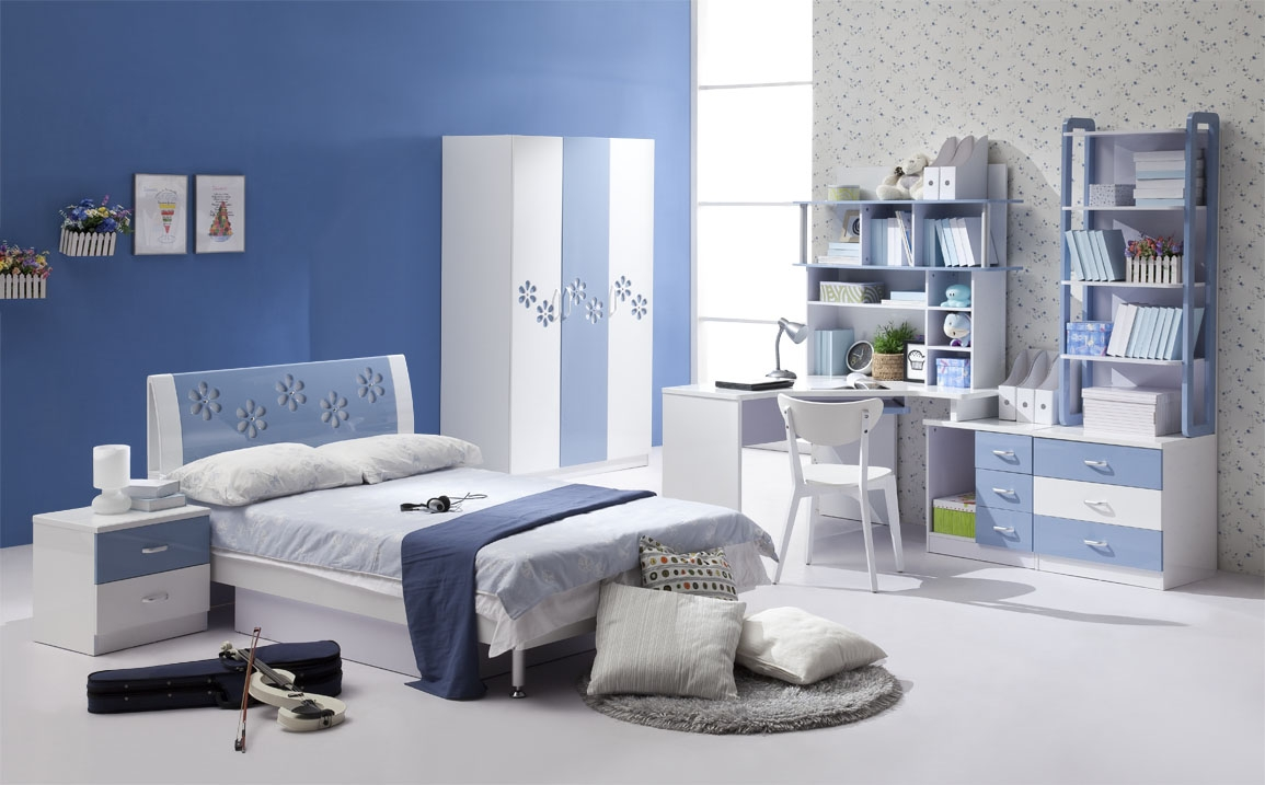 Kids Bedroom Furniture With Regard To Childrens Bedroom Wardrobes (Image 19 of 25)