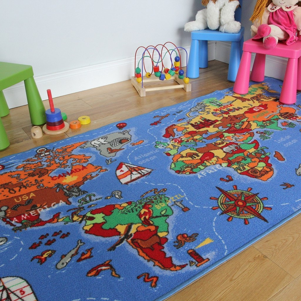 Kids Play Room Rugs Roselawnlutheran Pertaining To Pink Alphabet Rugs (View 10 of 15)