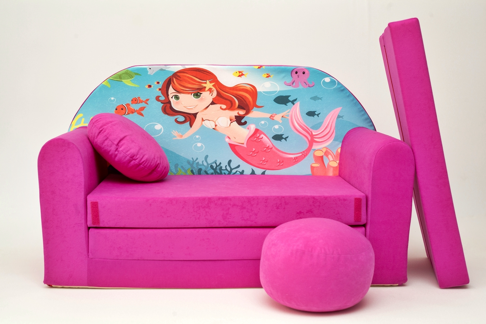 Kids Sofa Bed With Childrens Sofa Bed Chairs (Image 10 of 15)