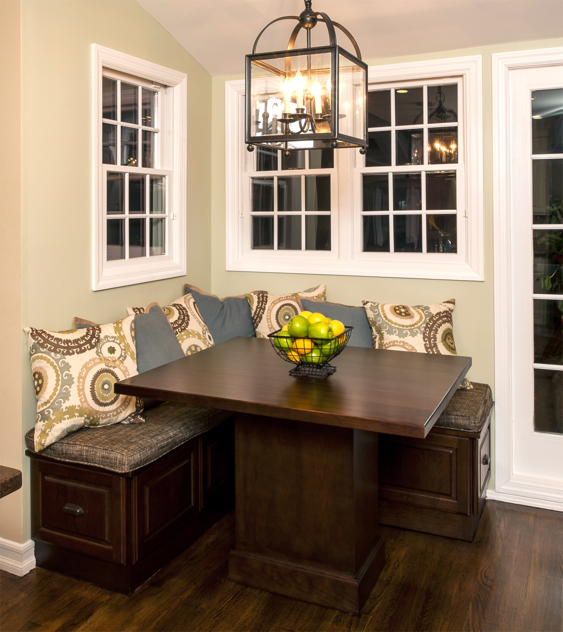 Kitchen Booth Seating Ideas Home Design And Decor With Corner Seating Ideas (Image 13 of 15)