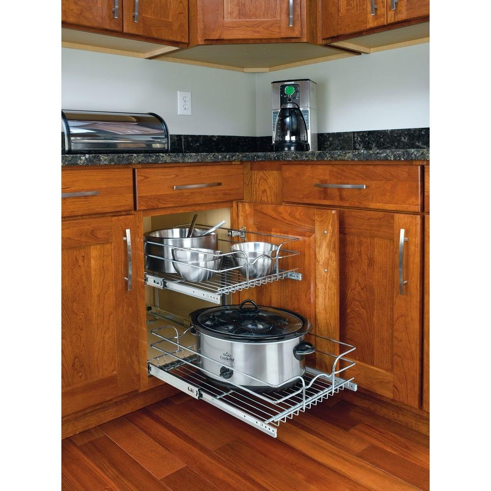 Kitchen Cabinet Organization Ideas: Cupboard Organizers