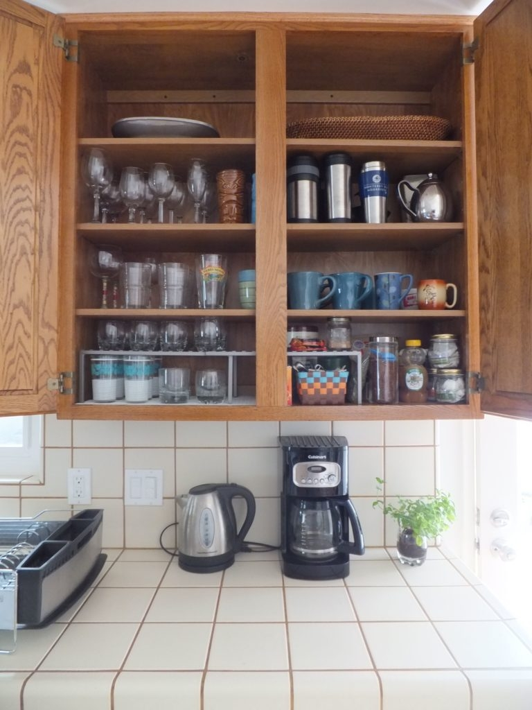 Kitchen Cabinet Shelving Home Design Ideas In Cupboard Organizers (Image 13 of 25)