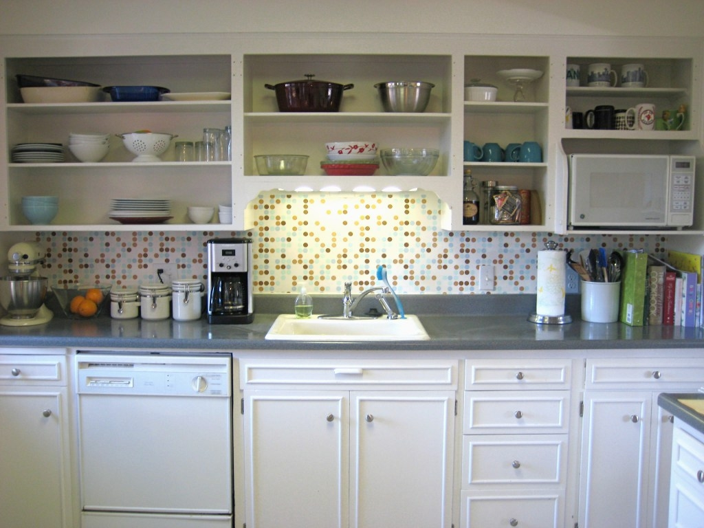 Kitchen Cupboard Frosted Glass Kitchen Cabinet Doors Solid Pertaining To White Kitchen Cupboard Doors (View 19 of 25)