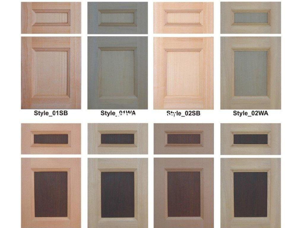 Kitchen Cupboard Kitchen Cabinet Fronts Replacement Cabinet Inside White Kitchen Cupboard Doors (View 11 of 25)