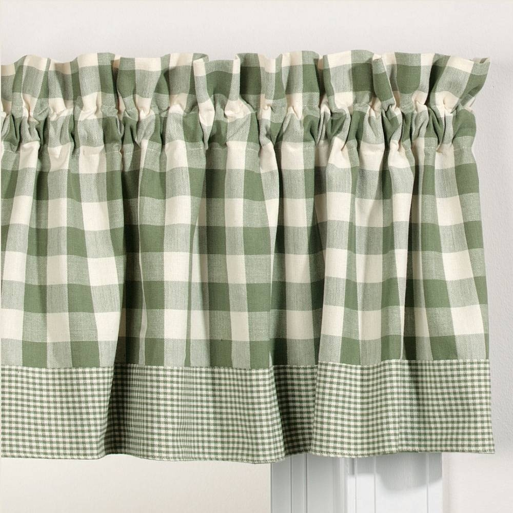 Kitchen Curtains Sage Green Kitchen Curtains Inspiring Regarding Sage Green Kitchen Curtains (Image 14 of 25)