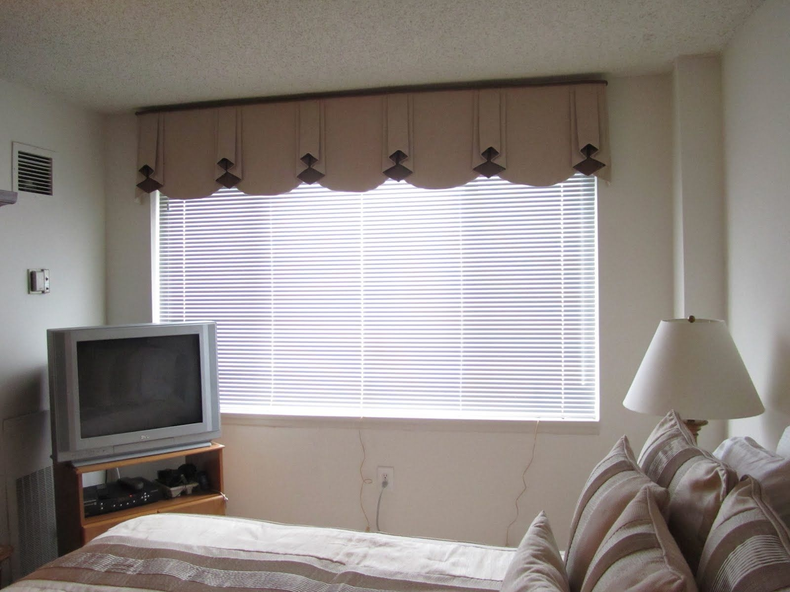 Kitchen Window Valances Patterns Simplicity Homecor Sewing Waplag For Valance Curtain Ideas (Image 16 of 25)