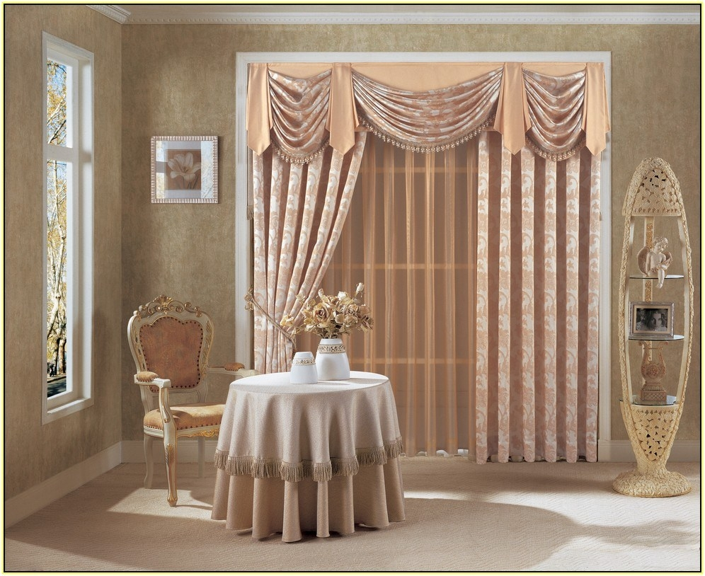 Featured Image of Valance Curtain Ideas