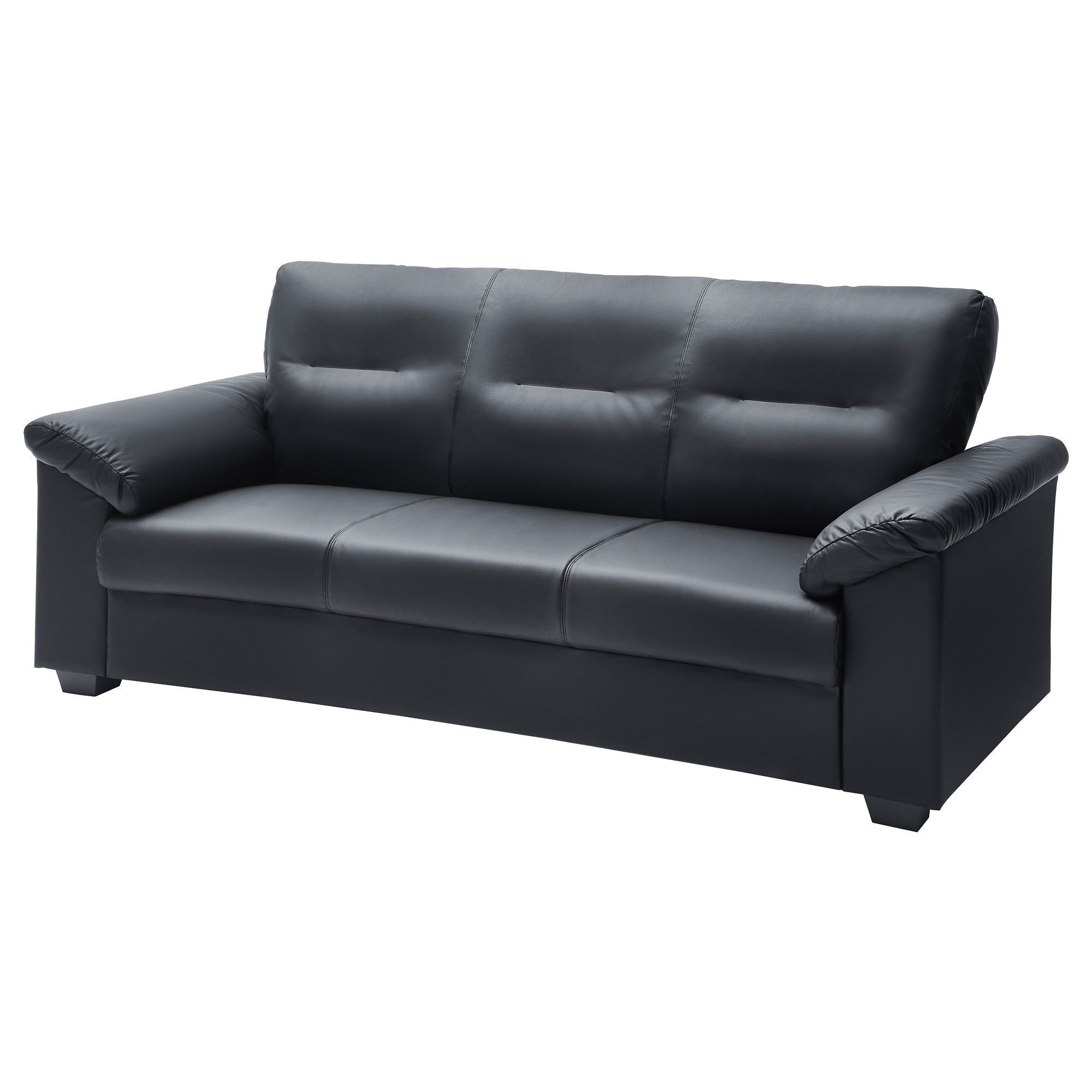 Knislinge Sofa Ikea Intended For 3 Seater Leather Sofas (Image 9 of 15)