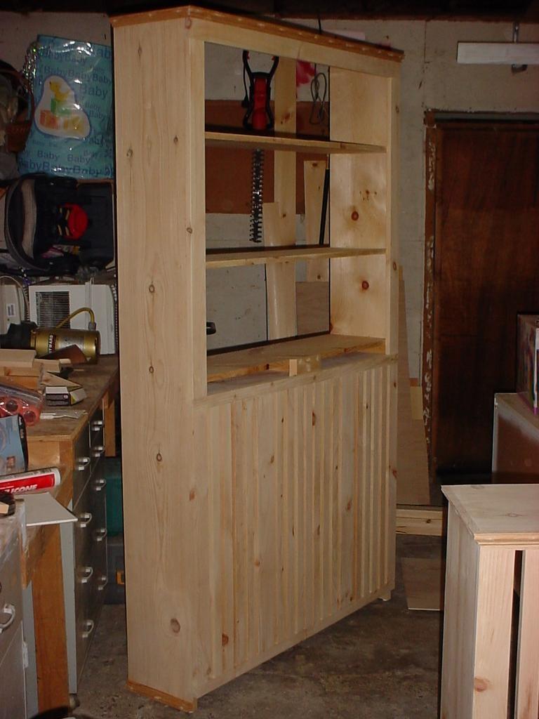 Lakota Custom Designs Custom Solid Wood Furniture All Solid In Radiator Bookcase Cabinets (View 14 of 15)