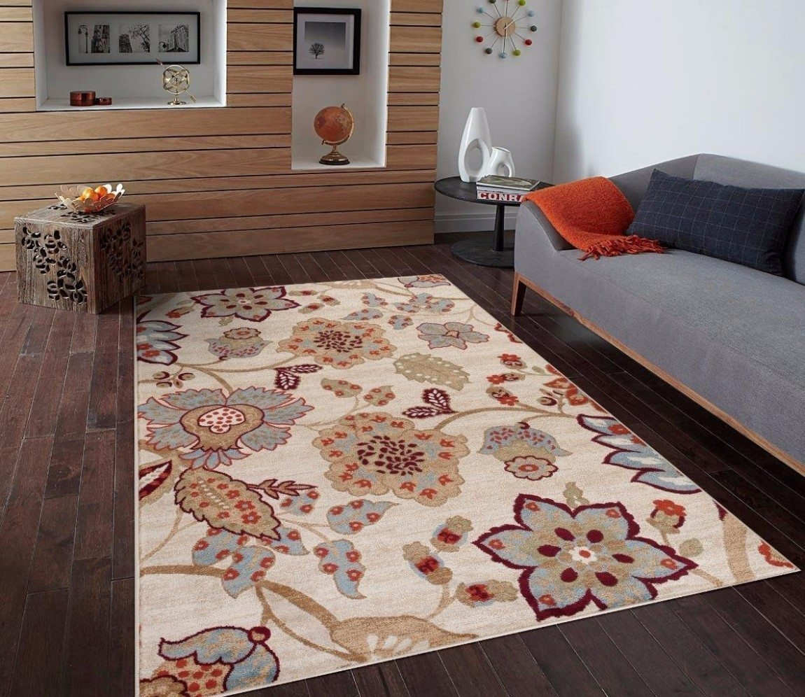 Large Beautiful Area Rugs On A Budget Under 150 Arts And Classy With Large Floor Rugs (Image 5 of 15)