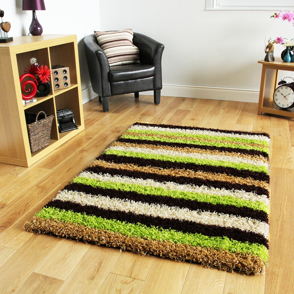Large Green Rugs Home Decors Collection With Green And Brown Rugs (Image 10 of 15)