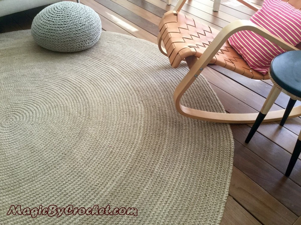 Large Jute Rug Roselawnlutheran With Regard To Large Jute Rugs (Image 13 of 15)