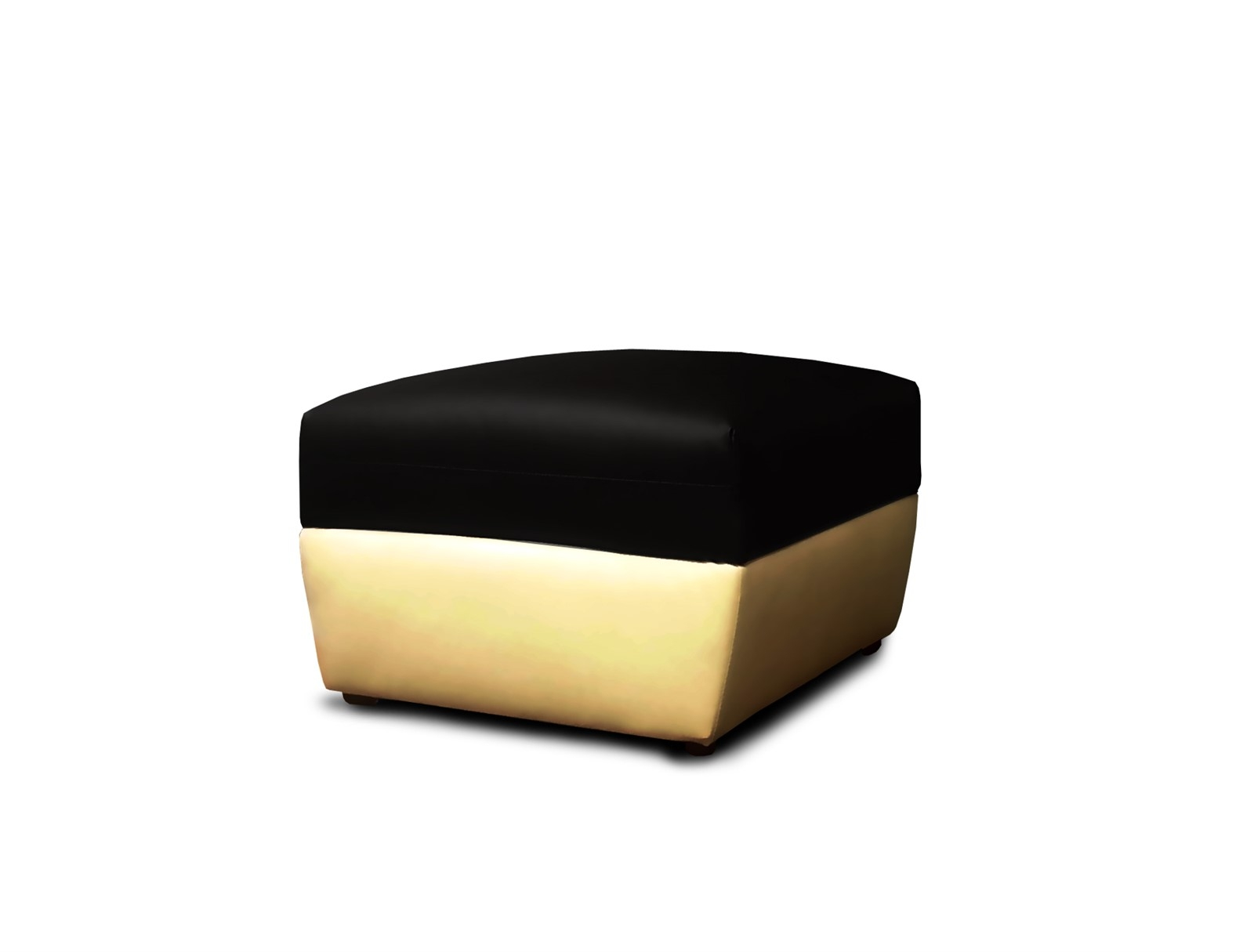 Large Ottoman Pouffe Single Seat Footstool Withwithout Storage In Tesco Footstools And Pouffes (Image 9 of 15)