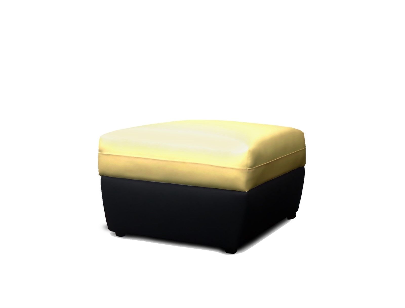 Large Ottoman Pouffe Single Seat Footstool Withwithout Storage With Regard To Tesco Footstools And Pouffes (Image 12 of 15)