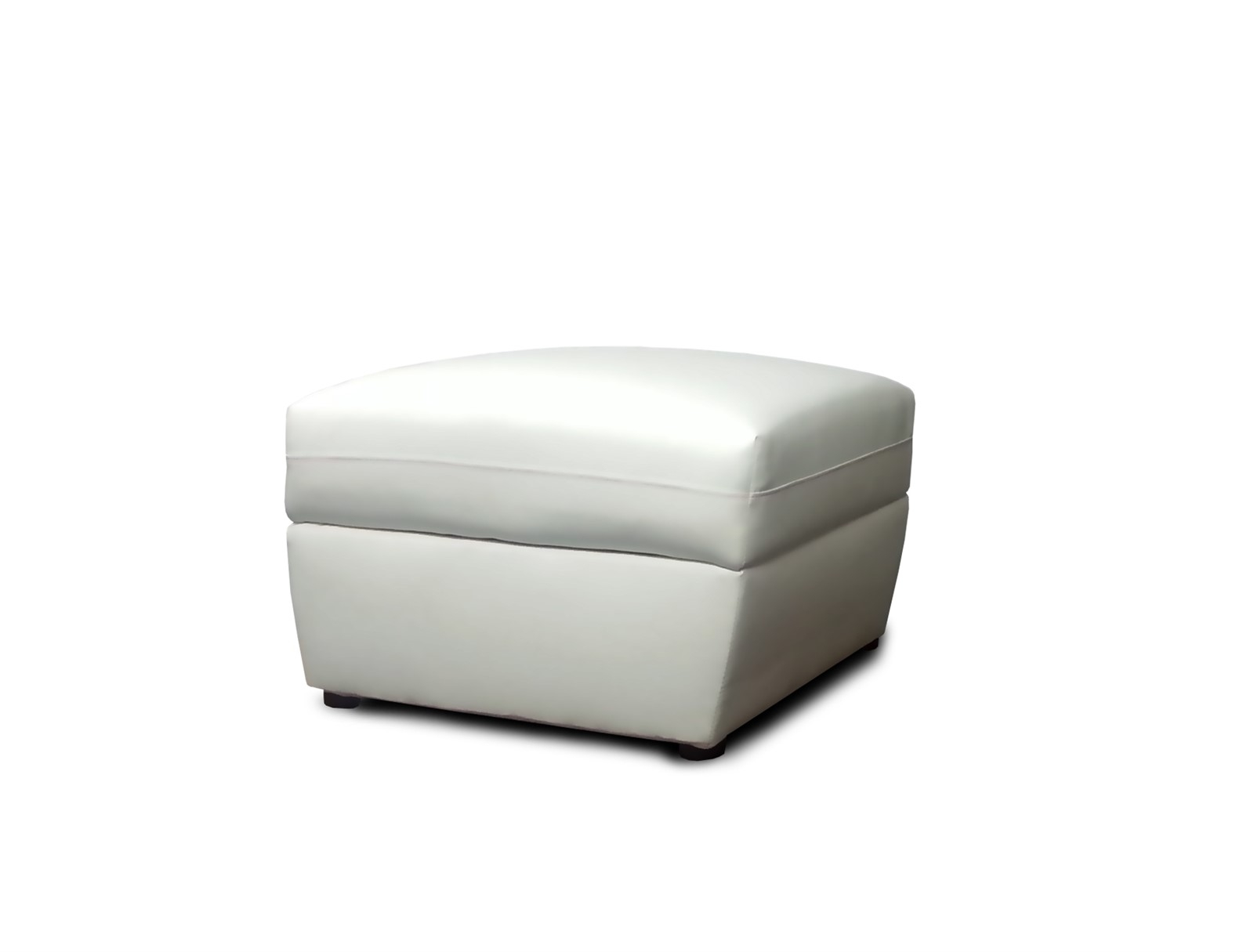 Large Ottoman Pouffe Single Seat Footstool Withwithout Storage With Regard To Tesco Footstools And Pouffes (Image 11 of 15)