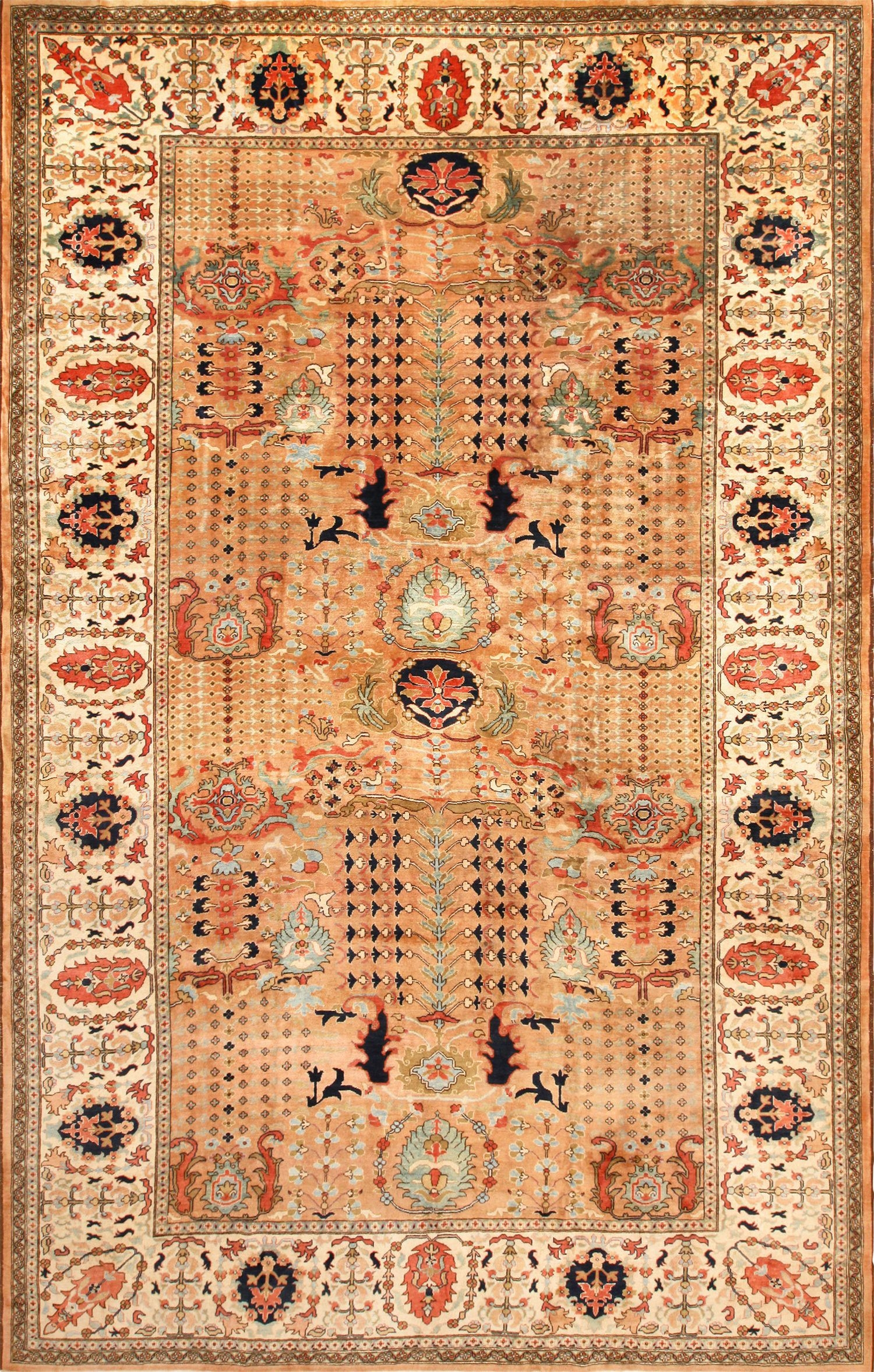 Top 15 Agra Rugs Area Rugs Ideas