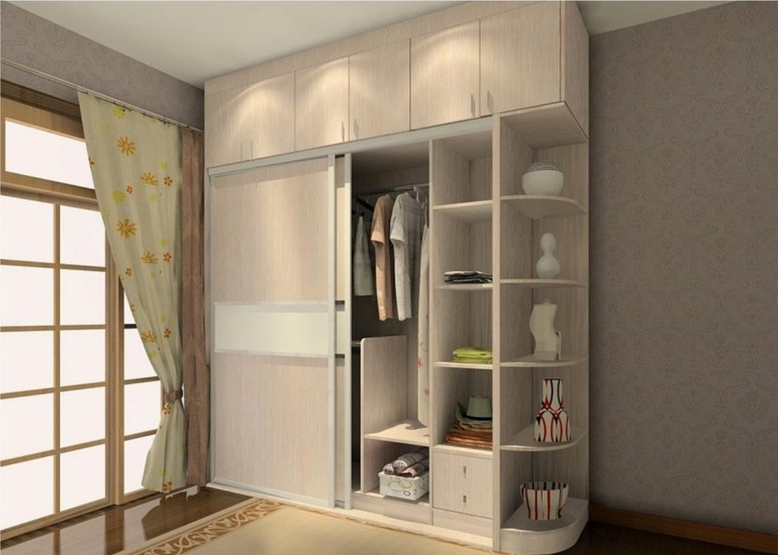 Latest Cupboard Designs Bedrooms Pertaining To Study Cupboards (View 12 of 15)