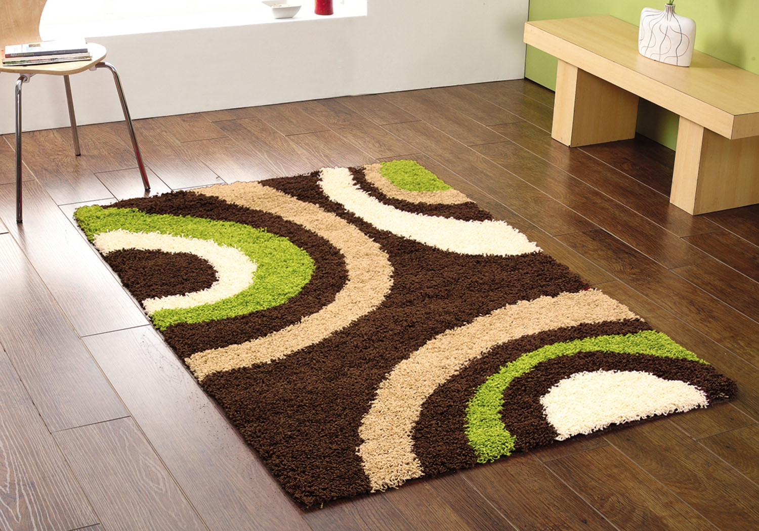 Lime Green And Brown Rug Roselawnlutheran With Regard To Green And Brown Rugs (Image 11 of 15)