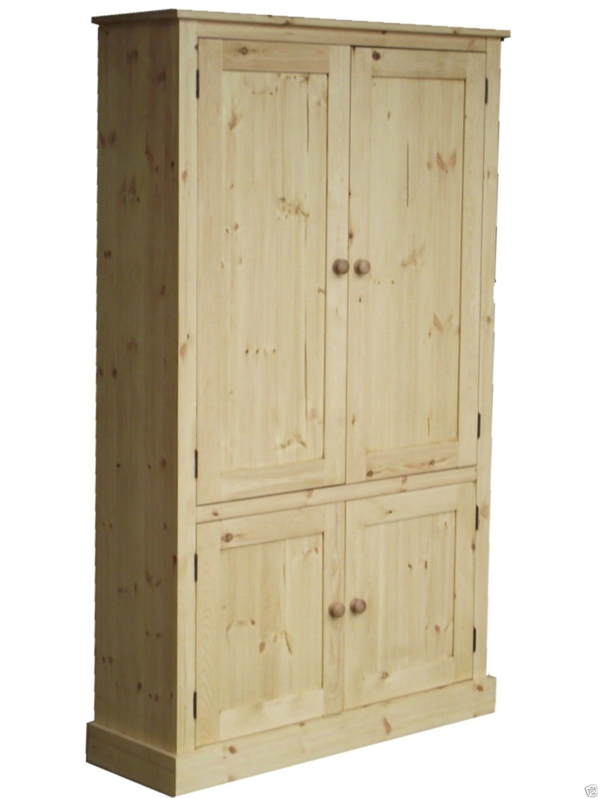Linen Cupboards Furniture Ebay Regarding Free Cupboards (Image 14 of 15)