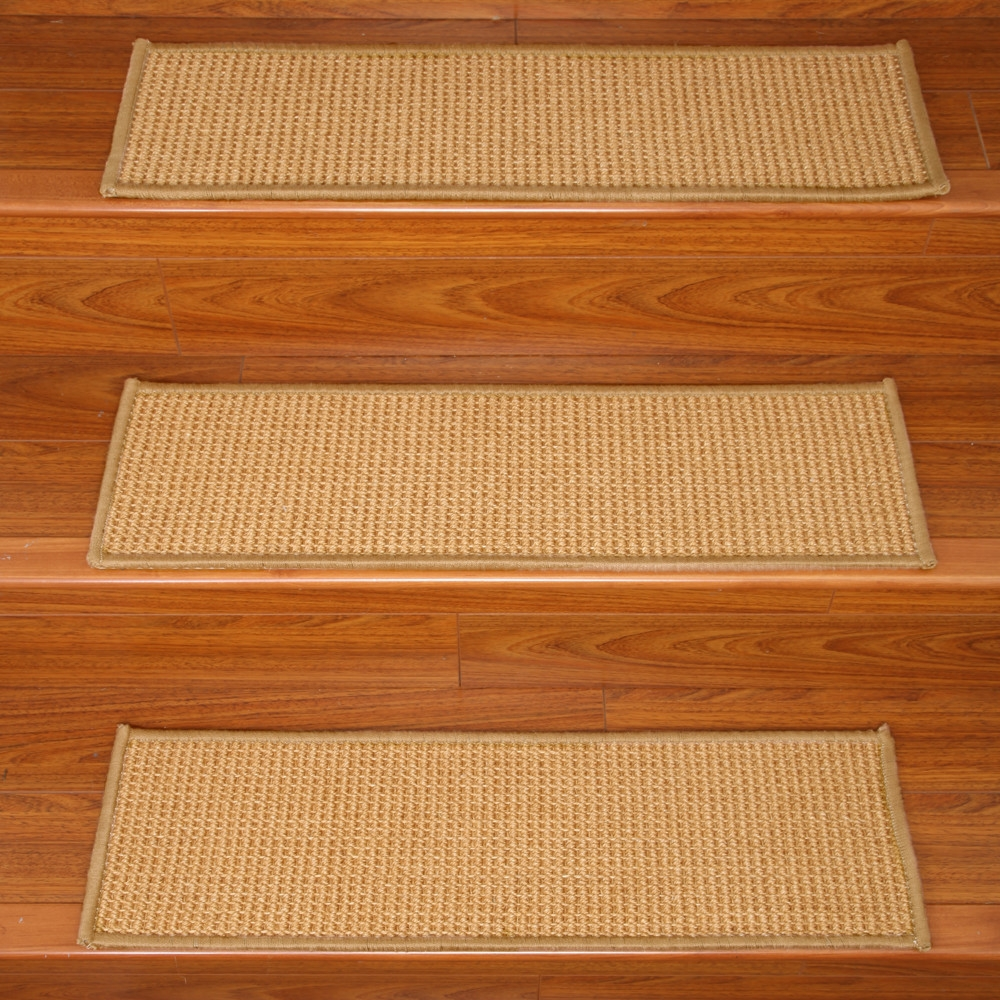 Living Room Amusing And Very Elegant Stair Treads Carpet For Your For Staircase Tread Rugs (Image 9 of 15)