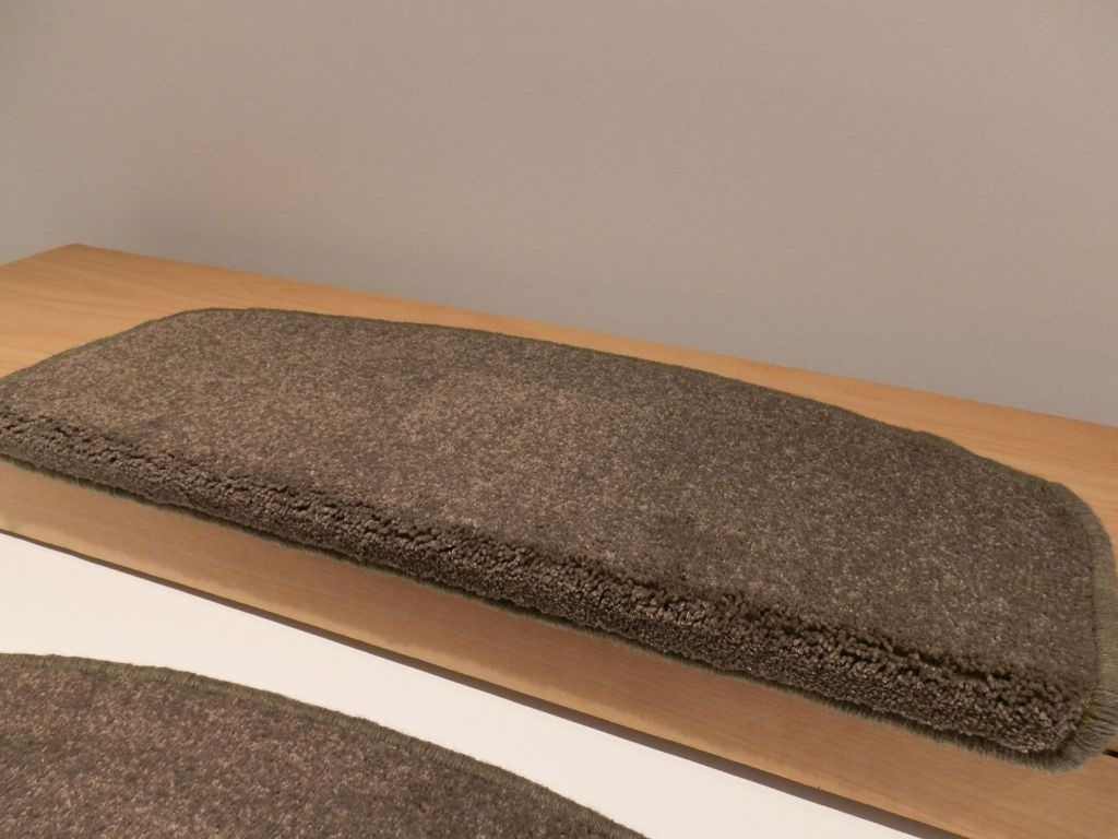 Living Room Stair Tread Rug Stair Treads Carpet For Bullnose Stair Tread Rugs (Image 10 of 15)