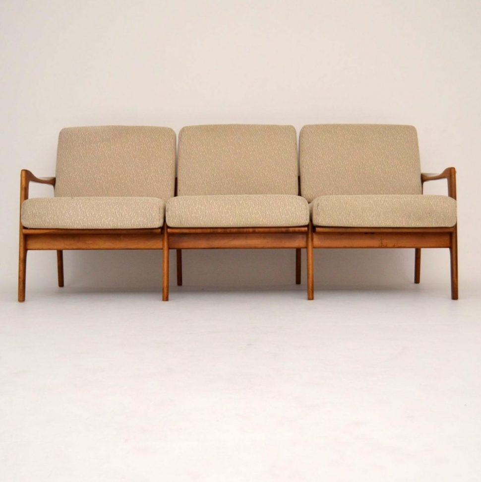 Loveseat Sofa Bed For Small Spacessmall Loveseat Sofas In Throughout Retro Sofas For Sale (View 7 of 15)
