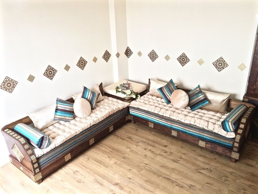 Featured Image of Moroccan Floor Seating