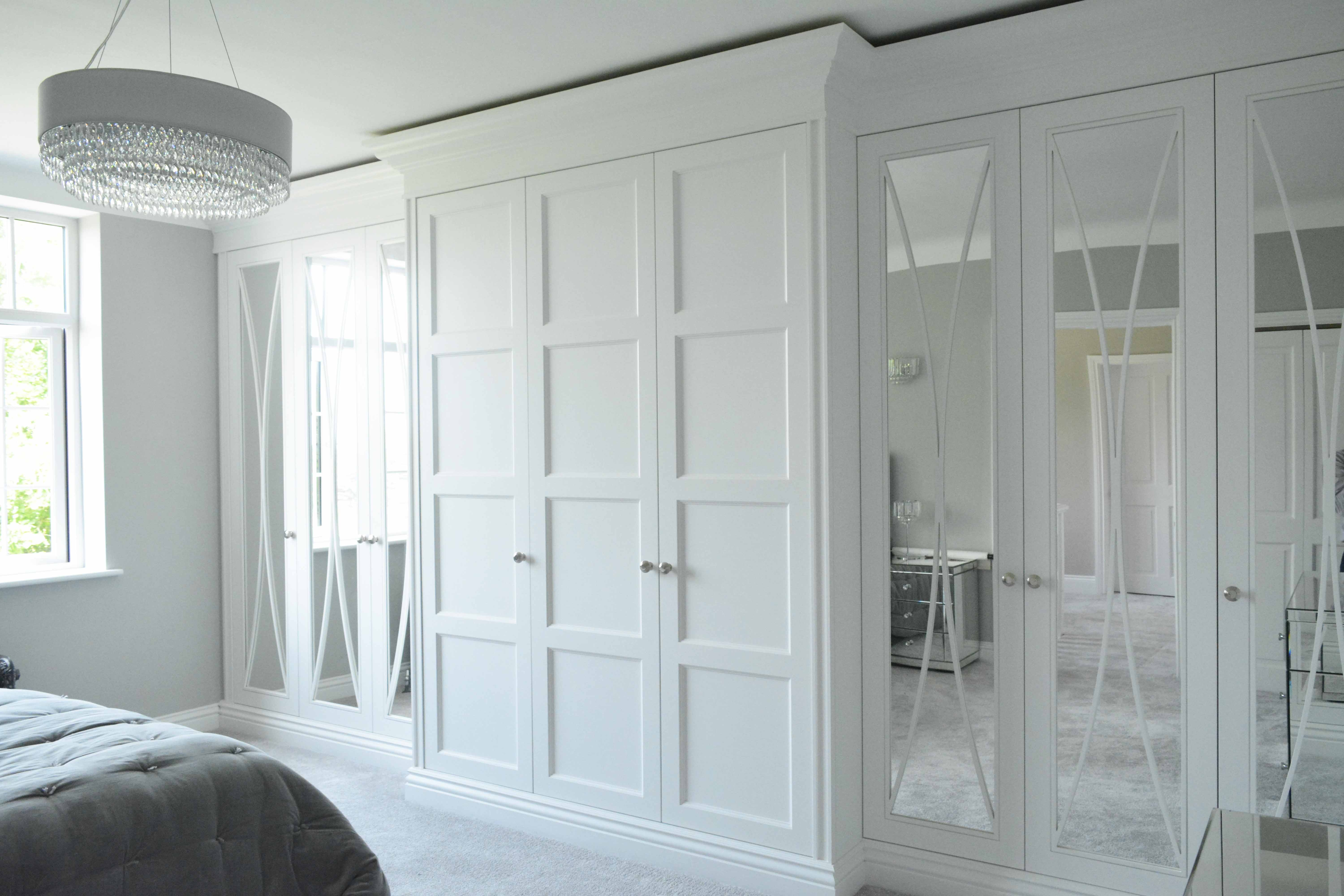 Luxury Fitted Wardrobes Boreham Wood Hertfordshire The Heritage Regarding Fitted Wooden Wardrobes (Image 13 of 15)