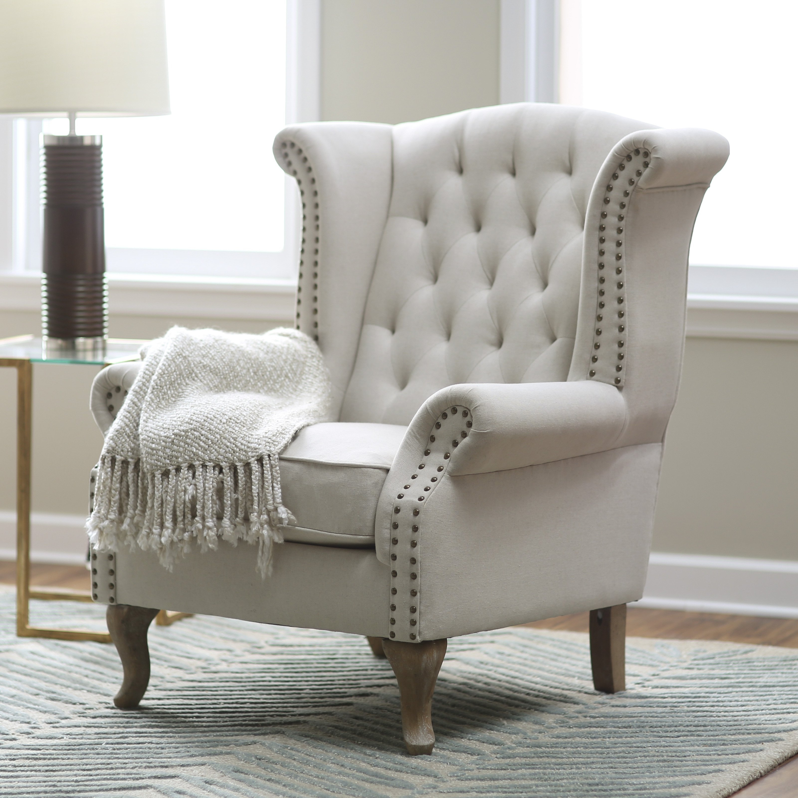 Madison Living Room Sofa Arm Chair Accent Chair Amp Ottoman Luxury Intended For Sofa Arm Chairs (Image 10 of 15)