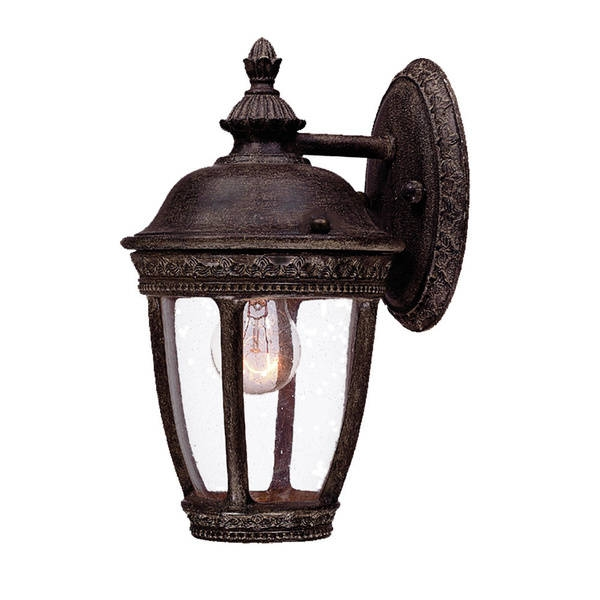 Magnificent Best Fleur De Lis Light Fixtures Intended For Fleur De Lis Collection Wall Mount 1 Light Outdoor Black Coral (Image 15 of 25)